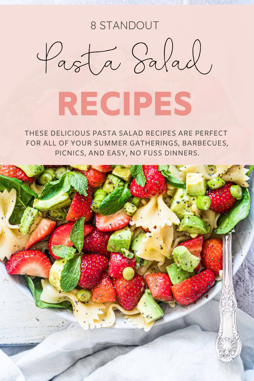 text and image of salad