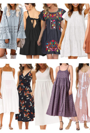 14 Summer Dresses Under $30 From Amazon