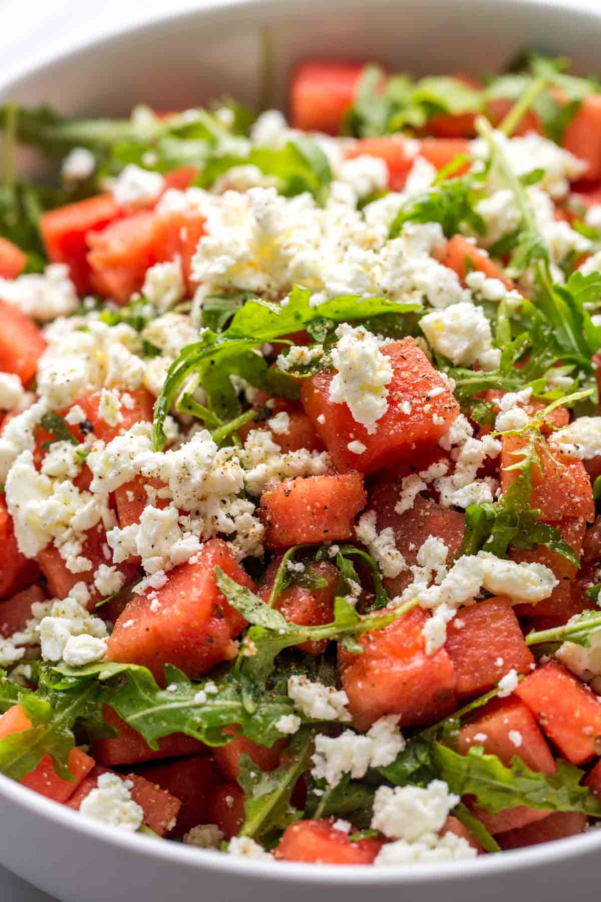 Watermelon Salad With Feta for Incredible Summer Salad Recipes