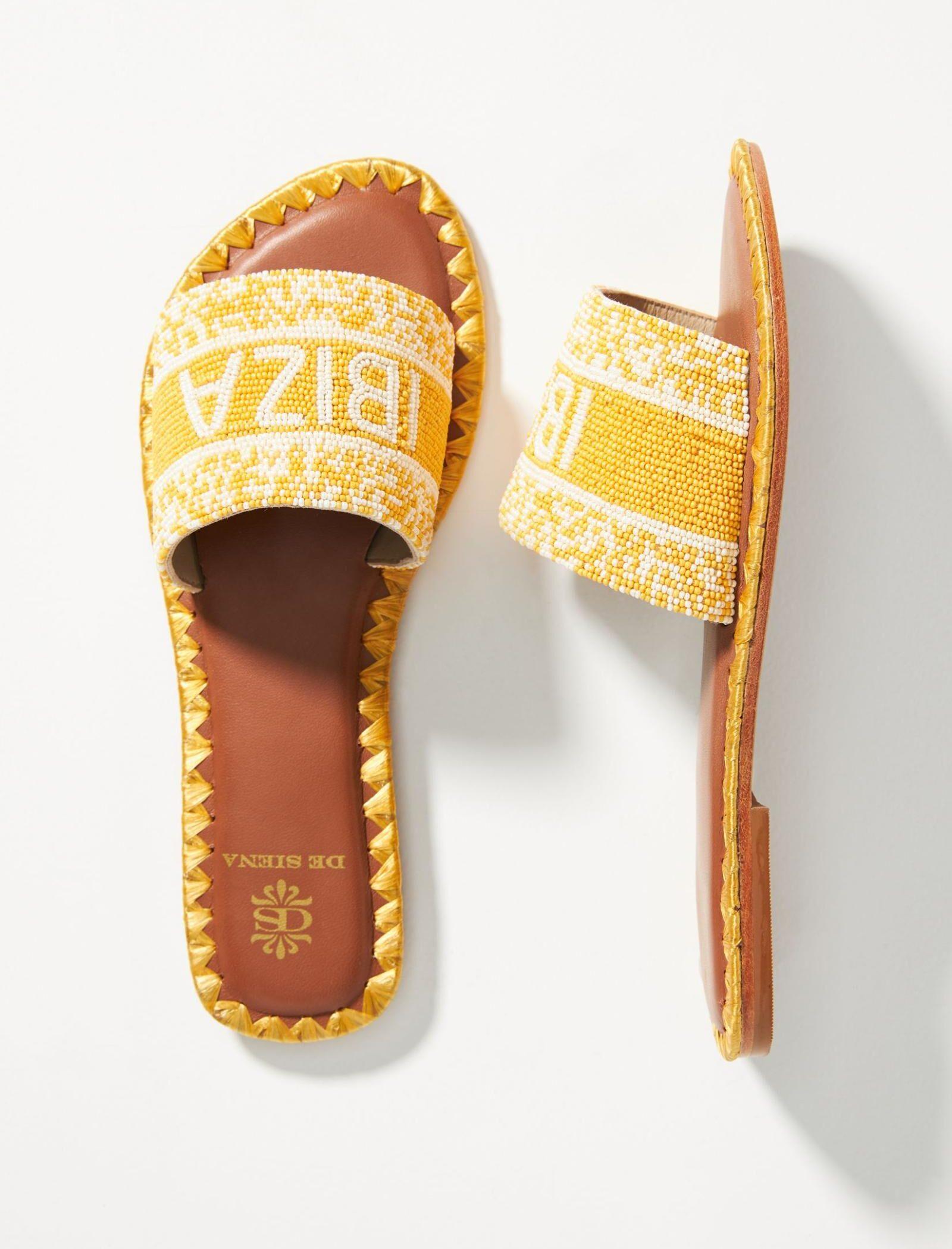 De Siena Destination Slide Sandals