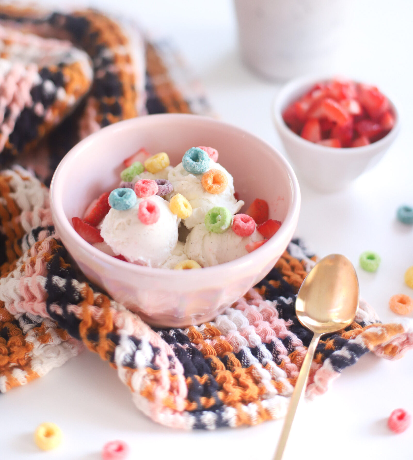 Create-Your-Own Ice Cream Treat Dessert Board
