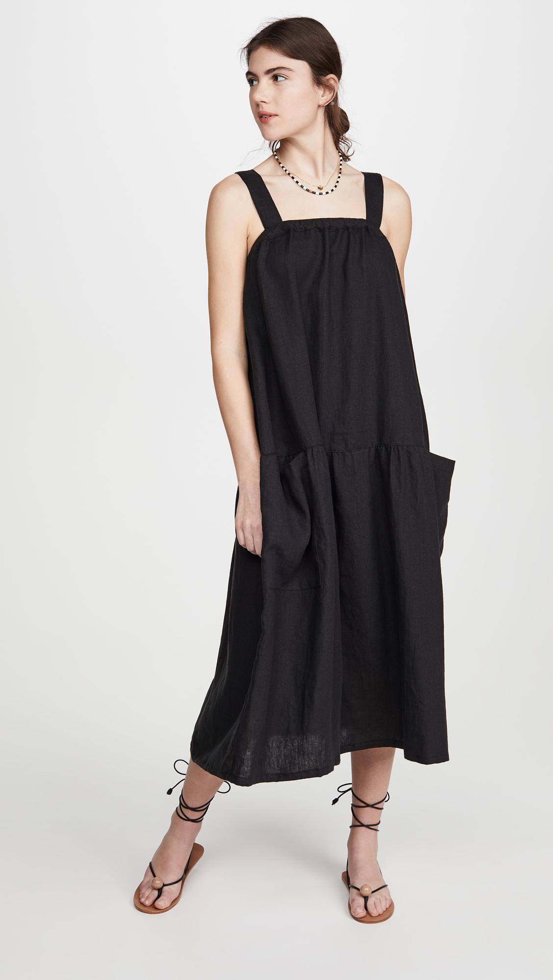 Kondi A-Line Pocket Dress