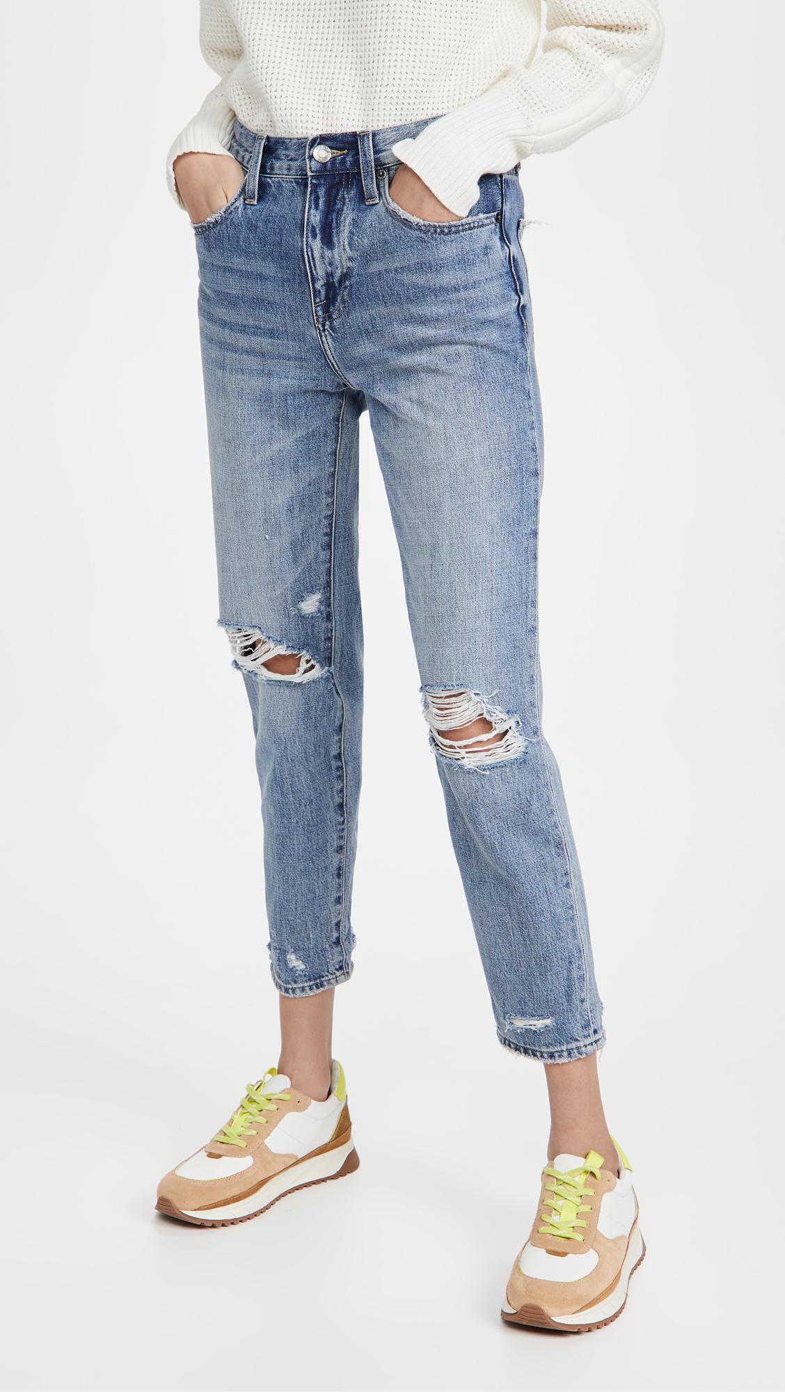 Pistola Denim Presley affordable designer Jeans