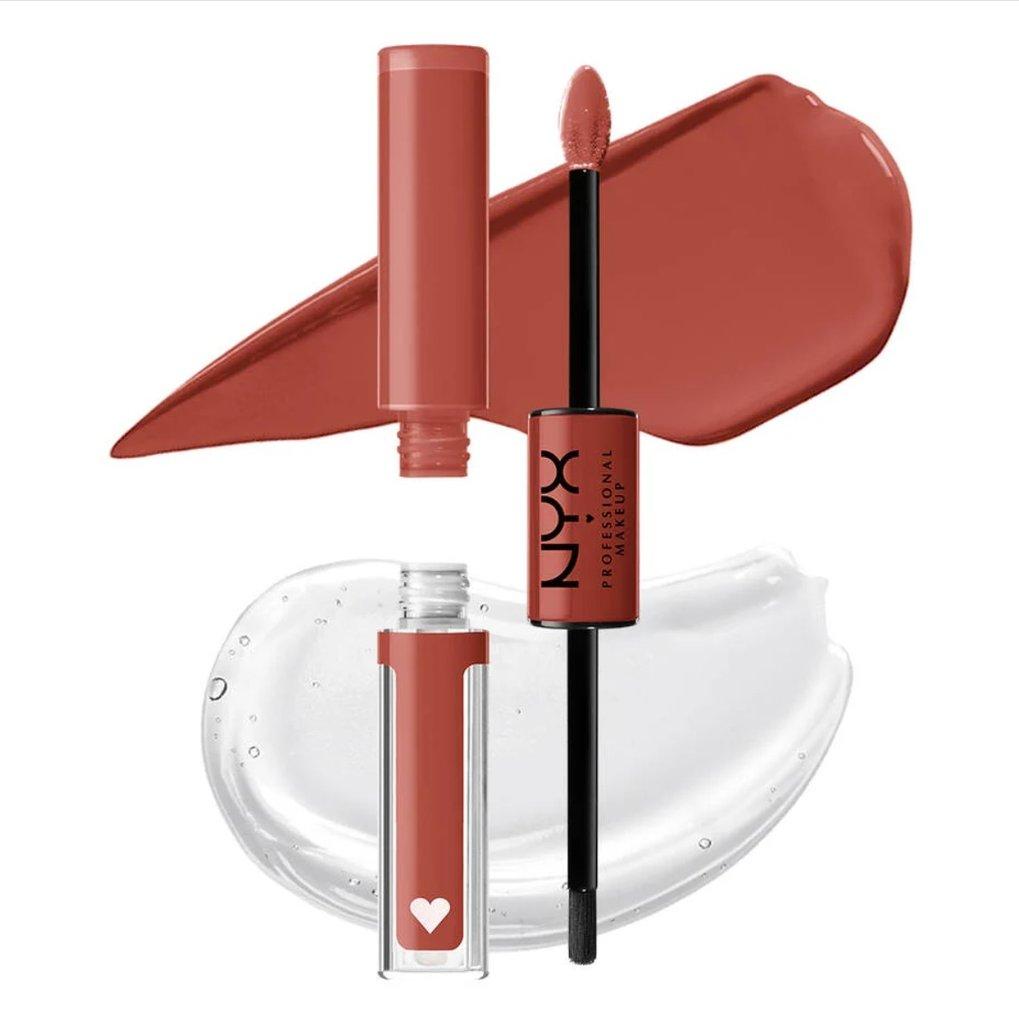 Nyx Cosmetics Shine Loud Vegan High Shine Long-Lasting Liquid Lipstick