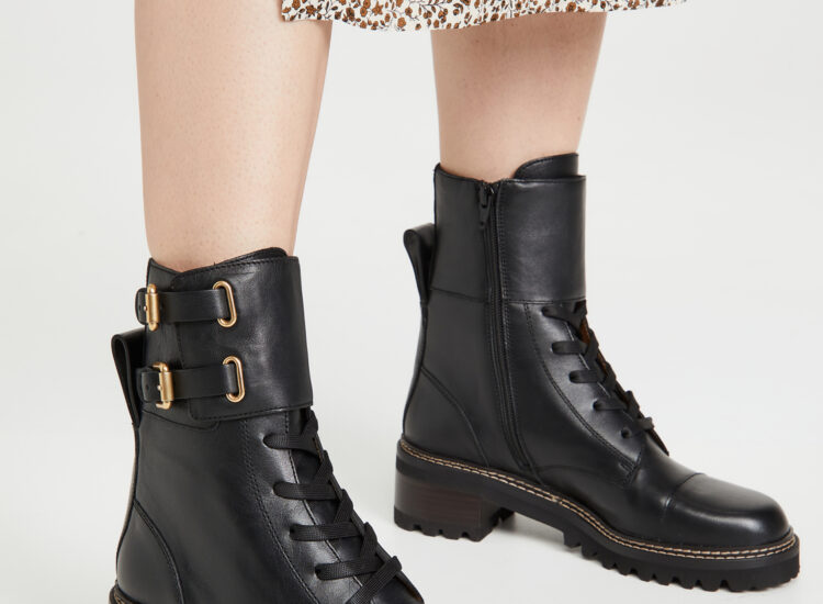 Weekly Finds and Early Fall Things // See by Chloe Mallory Boots