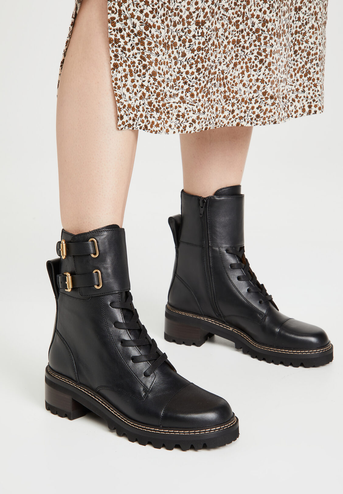 See by Chloe Mallory Boots for Early Fall Things
