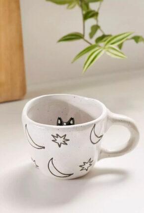 Weekly Finds - Peekaboo Ceramic 12 oz Mug