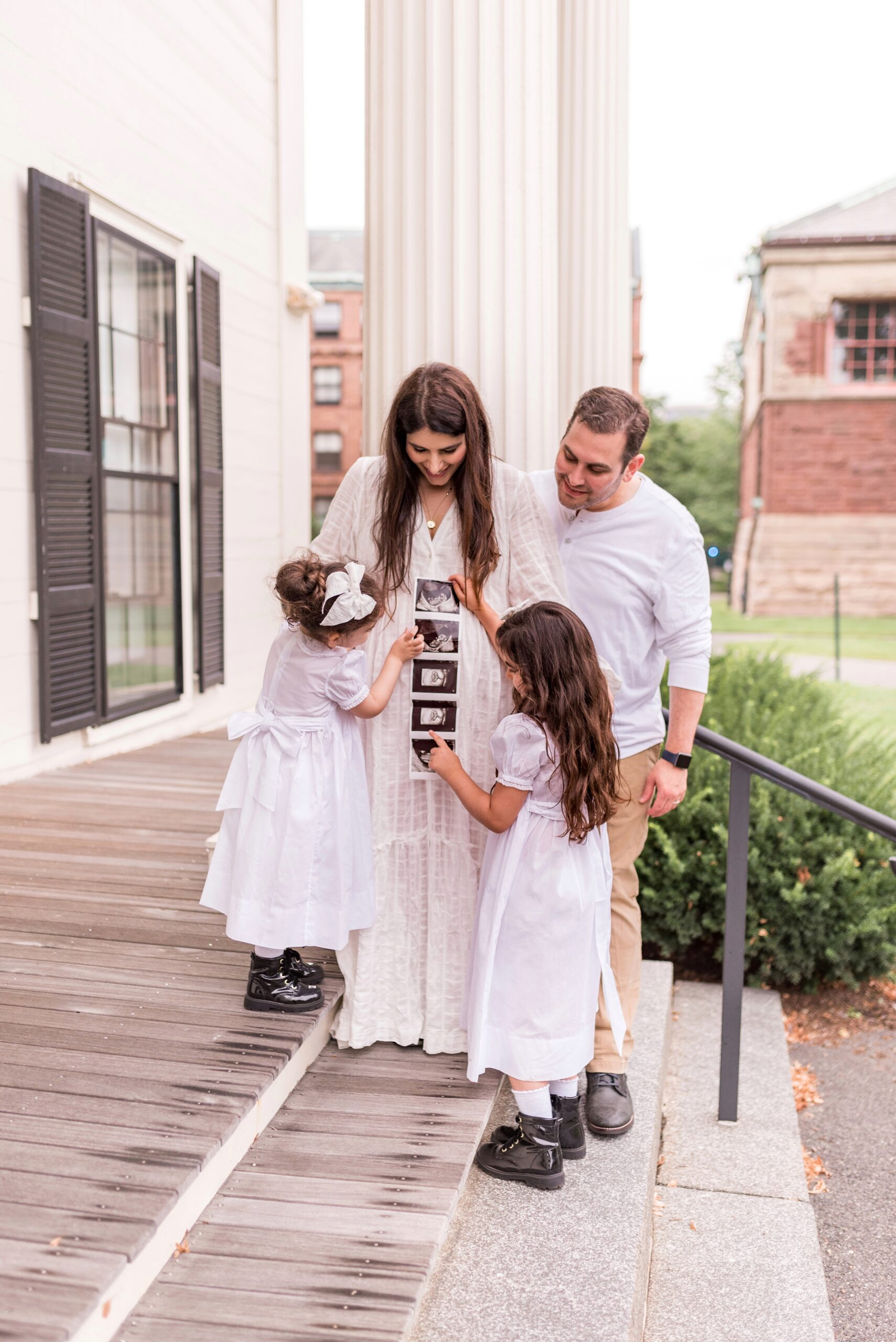 family announce were pregnant with their third child