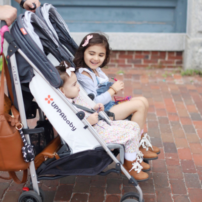Our Review of the UPPAbaby G-LINK 2 Double Stroller - The Perfect Travel Stoller for Two