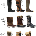 Fashion 101: Cold-Weather Boots