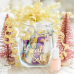 Holiday Gift Idea: DIY Pedicure in a Jar
